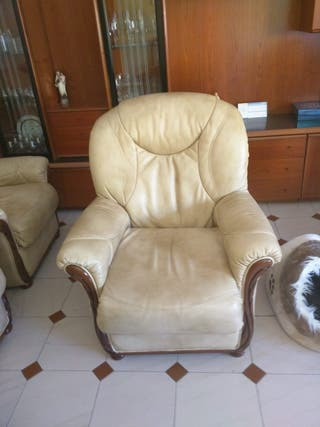 sofa 3 plazas + 2 sillones URGE