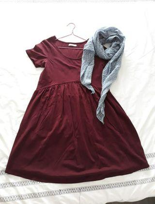 vestido de embarazada
