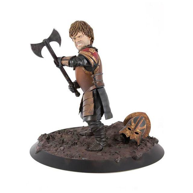 Estatua Dark Horse Tyrion Lannister en batalla