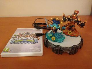 Videojuego Skylanders Swap- Force para Wii