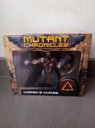 mutant chronicles karak's curse