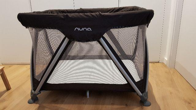 Cuna de viaje Nuna Sena + sábanas y protector