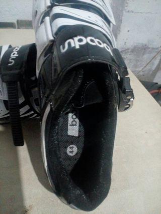 zapatillas bicicleta sin estrenar
