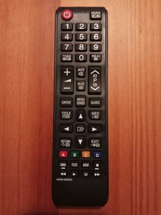 Mando TV Samsung nuevo