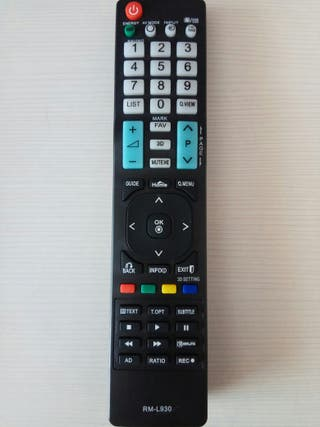 Mando TV LG nuevo