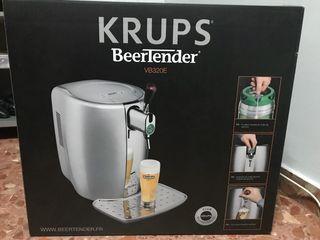 Dispensador/Tirador de cerveza barril KRUPS