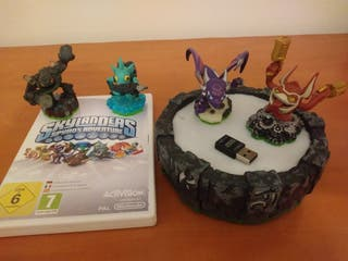 Videojuego Skylanders Spyro's Adventure para Wii