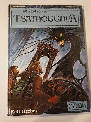 El rastro de Tsathogghua - Juego de Rol