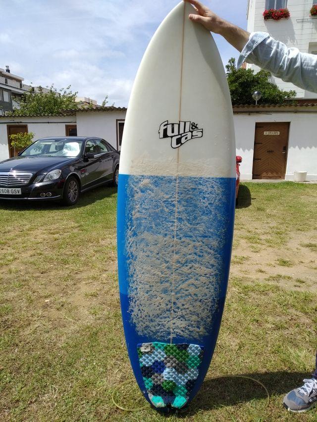tabla de surf full and cas 39 litros