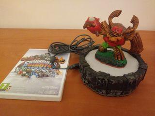 Videojuego Skylanders Giants para Wii