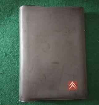 Manual de Empleo Citroen Xsara 1 edición 03/2000
