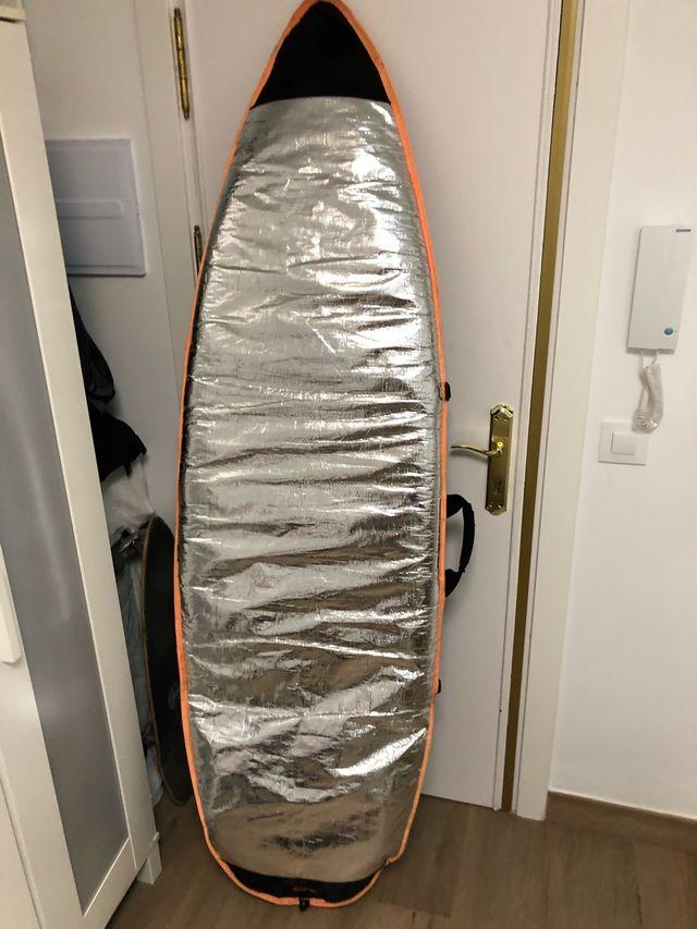 Tabla de surf con volumen 6,0 35 litros