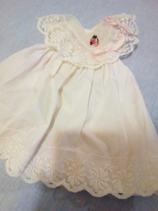 Antiguo vestido nenuco