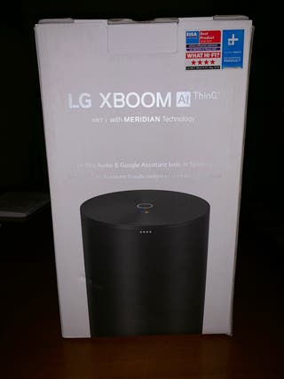 Altavoz inteligente nuevo LG xboom a1 thinQ