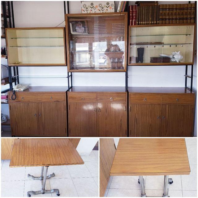 Mueble vintage 3 mtros x 3 mtros