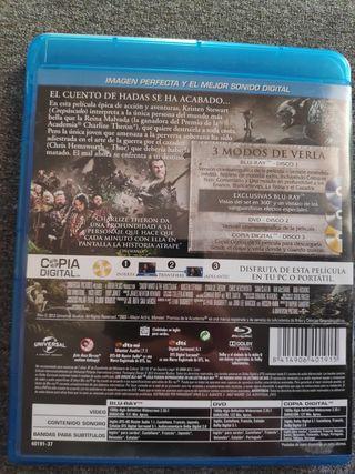 blacanieves y la leyenda del cazador blu ray +Dvd