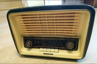 Radio de válvulas Telefunken