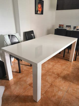 Picked By Us) Mesa consola extensible comedor ikea