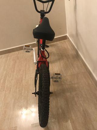 Bicicleta Bmx monty