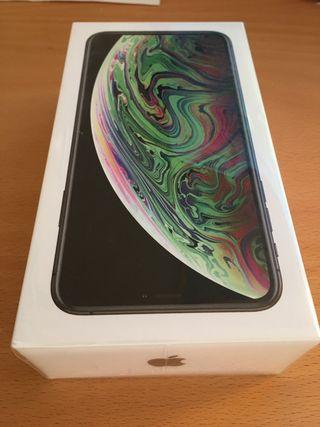 iPhone XS Max, Space Gray, 256GB NUEVO PRECINTADO