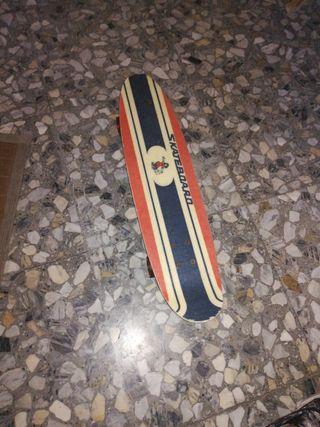 skate vintage de fibra