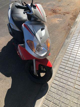 Daelim 50 cc