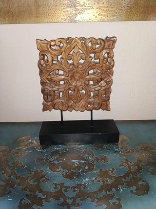 escultura Thai