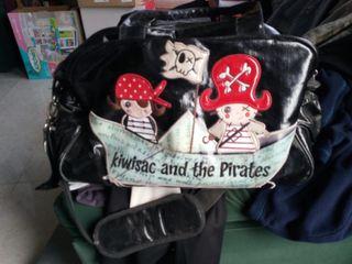 bolsa carro pirata