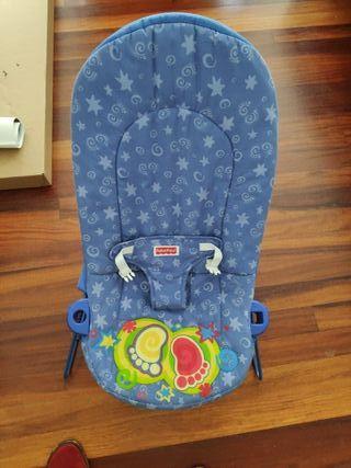 49fa10102 Hamacas para bebés de segunda mano en Santiago de Compostela en WALLAPOP