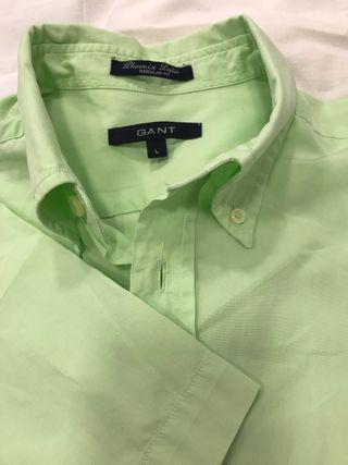 Camisa Gant. Talla L