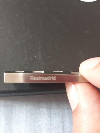 Colgante Real Madrid Paul Versan