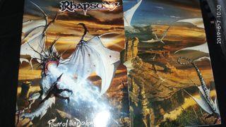 Rhapsody Power of the Dragon Flame