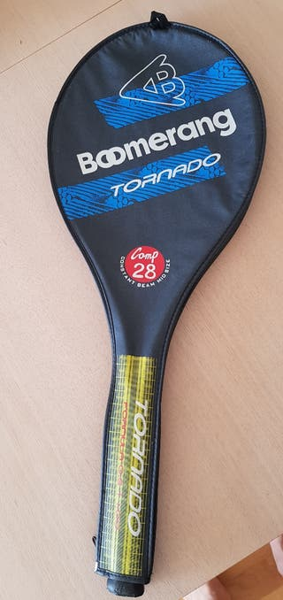 Raqueta de tenis Boomerang