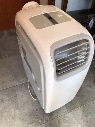 Aire acondicionado portátil frío/calor