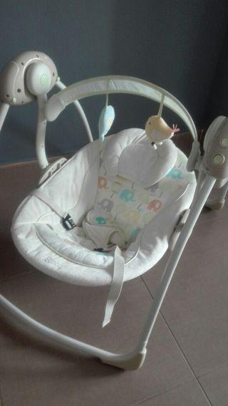 0dc18f139 Hamaca columpio de segunda mano en la provincia de Alicante. hamaca para  bebe