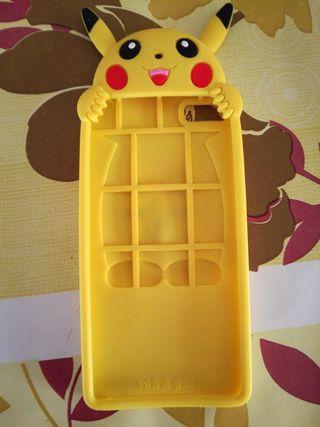 Funda teléfono móvil Huawei P8 Lite Picachu