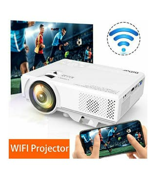 PROYECTOR LED WIFI 3500 LUMENS