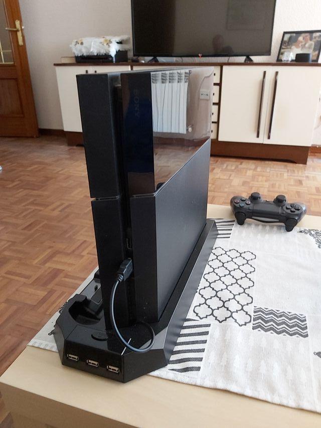 PS4 y VR