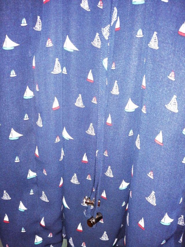 vestido barcos