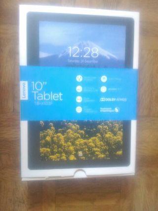 """Tablet Lenovo 10"""" nueva con carcasa"""