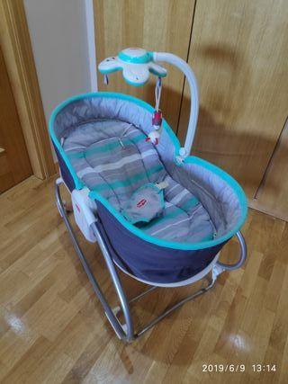 463dc19cb0f Hamacas para bebés de segunda mano en Coslada en WALLAPOP