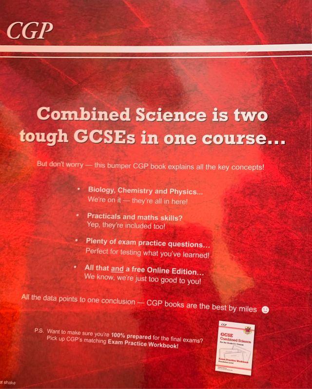 GCSE combined science foundation level