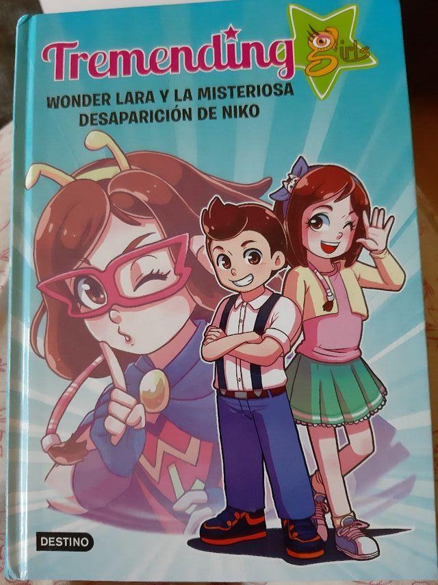 Accor Excremento Evaluación  Libro youtuber Tremending Girls de segunda mano por 10 € en Zaragoza en  WALLAPOP