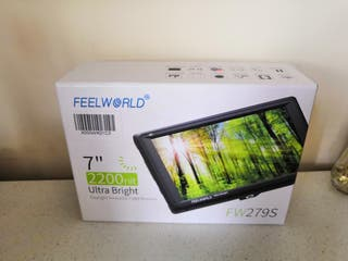 Feelworld FW279S Camera Field Monitor
