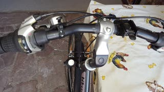 Bicicleta btwin.