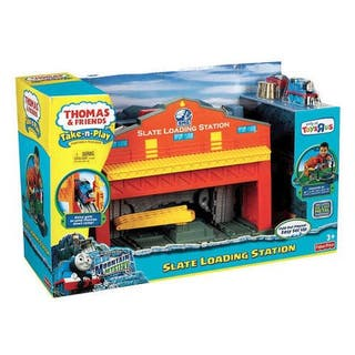 Slate Loading Station Thomas and Friends