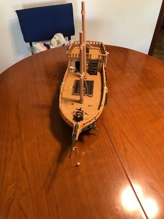 Barco pirata de los 80 dé playmovil