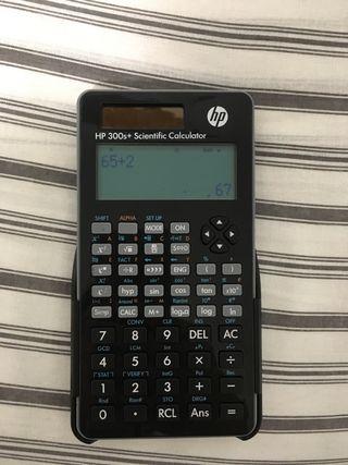 Calculadora cientifica HP