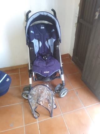 cochesito de bebe confort modelo loola 3 piezas