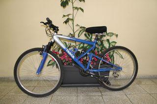 Bicicleta de montaña BTT para niños